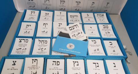 ساعة على اغلاق الصناديق ونسبة التصويت في الناصرة لم تتعد الـ 50%