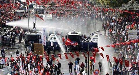 السلطات المصرية تعتقل العشرات خلال المظاهرات المناهضة للسيسي