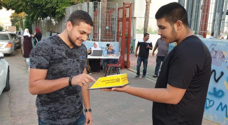 أهل البلد يؤثرون: اكثر من 60 الف مواطن خرجوا للتصويت للاستفتاء الشعبي