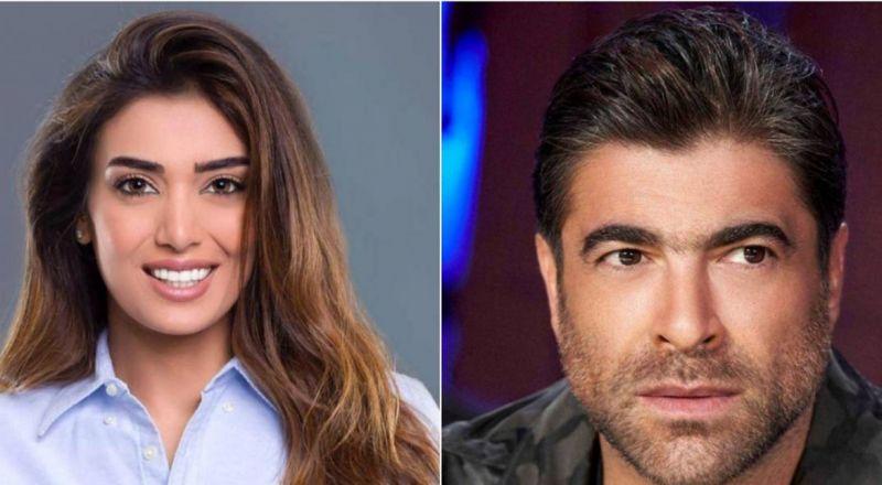 وائل كفوري وجيسيكا عازار.. هل تزوجا؟