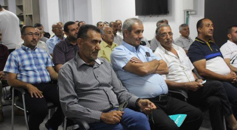 حضور واسع مؤيد للقائمة المشتركة في المهرجان الختامي في كفركنا