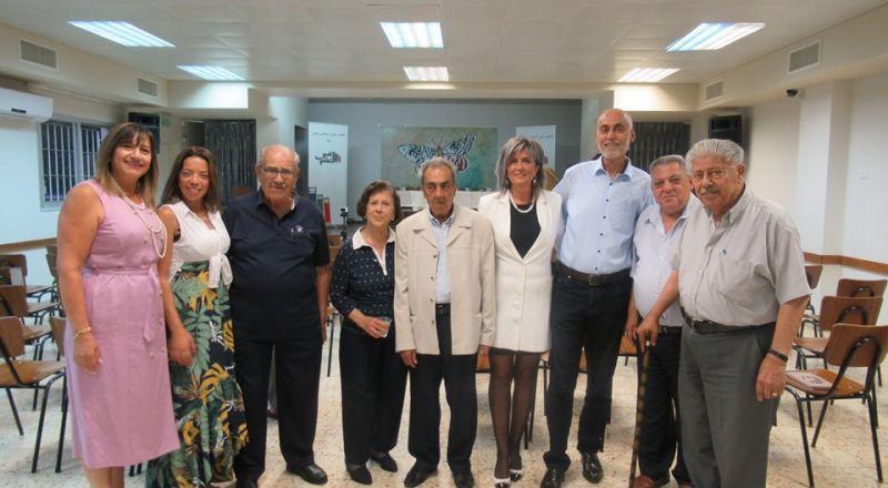 نادي حيفا الثقافي يحتفي بالأديب محمد نفاع في أمسية ثقافية لإشهار إصداريه