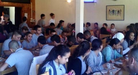 نجاح مشروع مشكال كلايديسكوب لطلاب طبقة الثوامن لمدارس اورط على   اسم حلمي الشافعي،