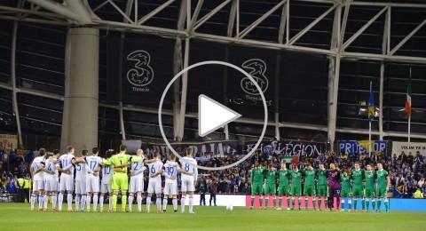 شاهدوا كيف هتفت جماهير البوسنة لفلسطين أثناء مباراة