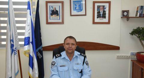مفوض شرطة إسرائيل يدخل إلى حجر صحيّ