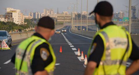 شرطة المرور: 3600 مخالفة مرورية خلال نهاية الاسبوع