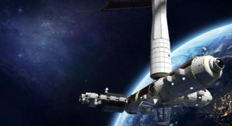 إسرائيل ترسل ثاني رائد فضاء في تاريخها إلى محطة الفضاء الدولية في عام 2021