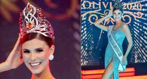 ملكة جمال بوليفيا لبنانية الأصل.. تعرفوا إليها