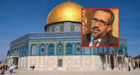 تحويل وزير شؤون القدس السابق خالد أبو عرفة للاعتقال الإداري