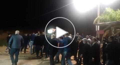 تشيع جثمان المغدورة وفاء عباهرة...قتلت على بعد ١٠٠ مترا من محطة الشرطة.. والقاتل ما زال حراً!!