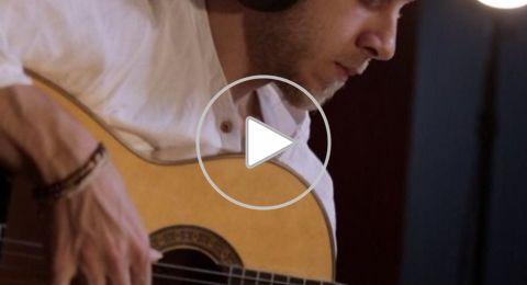 عازف الفلامنكو جيتار الفلسطيني أمير حشوة يصدر مقطوعة موسيقية بعنوان