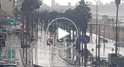 فيضانات في جميع انحاء البلاد، غرق منازل واغلاق شوارع