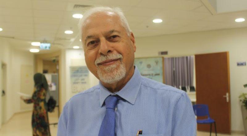بـ. بشارات: نسبة 50% من حالات الاصابة في اسرائيل هم من المجتمع العربي