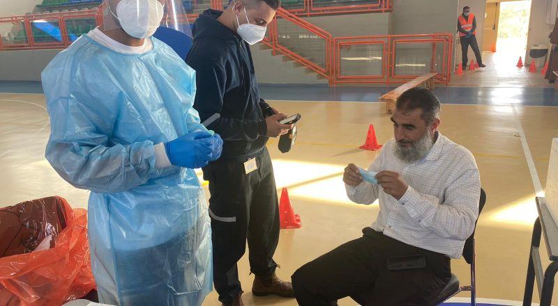 حورة تتجند لوقف انتشار وباء الكورونا