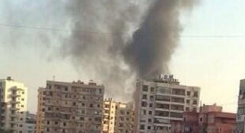 إنفجار سيارة مفخخة في بعلبك وانباء عن مصابين