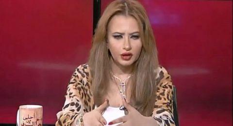 مي العيدان تهاجم الرئيس العراقي الراحل صدام حسين