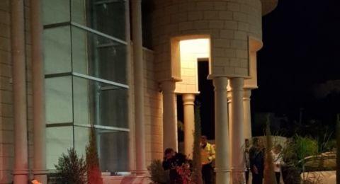 رئيس مركز السلطات المحلية يدين الإعتداء بإطلاق النار على منزل رئيس بلدية سخنين
