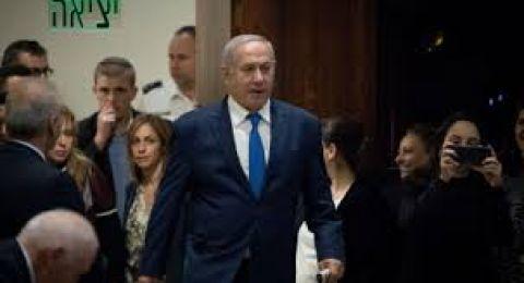 نتنياهو يوجه تحذيرا شديدا الى حزب الله ولبنان من مغبة مهاجمة اسرائيل