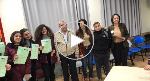 نتائج مُشّرفة لمدارس سخنين في مسابقة الخطابة في اللغات الثلاث