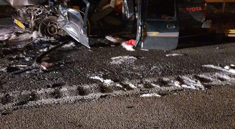 إصابتان في حادث طرق قرب مجيدو