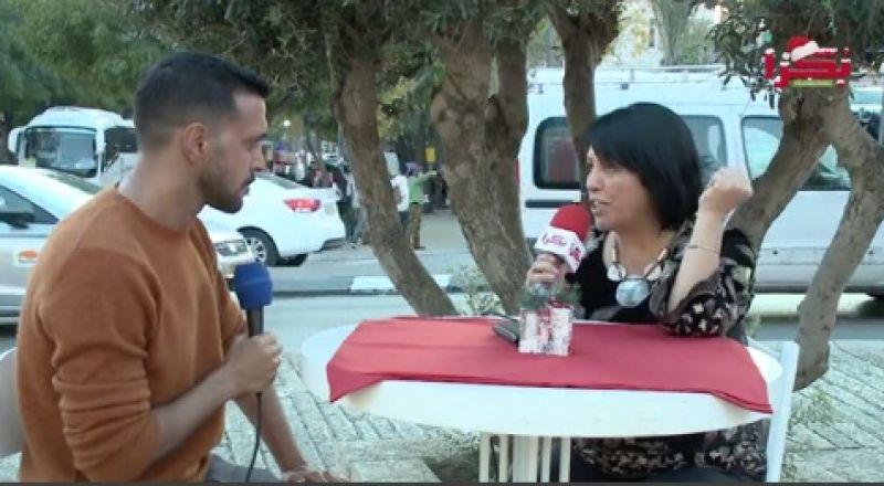 نائبة رئيس بلدية الناصرة، ابو الرب في