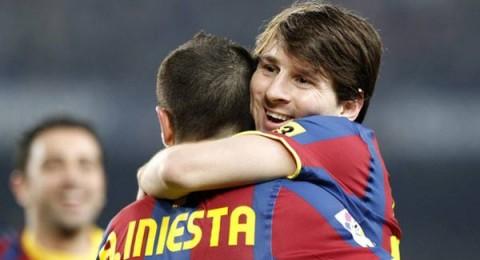 برشلونة يقبل هدية الميريا بصدر رحب ويوسع الفارق مع الريال والضحية مالاجا