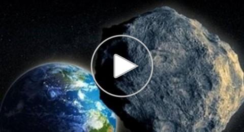 ترقبوا غداً: صخرة عملاقة بحجم 3 ملاعب كرة قدم تتجه نحو الأرض