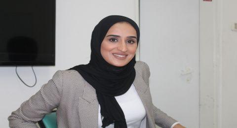 الناشطة صفاء عامر لبكرا: ادعو النساء الى التصويت حتى نؤثر على יעقضايا النسائية في النقب