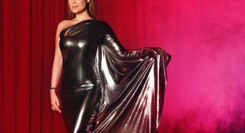 كارول سماحة إطلالات جريئة وفساتين سهرة غريبة