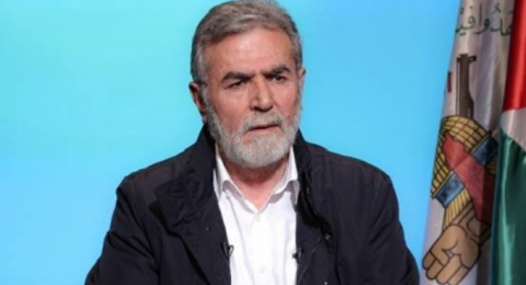 الجهاد: المعركة الآن سياسية مع إسرائيل