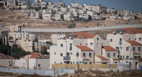 إسرائيل تخطط لبناء 9 آلاف وحدة استيطانية في مطار سابق شمالي القدس