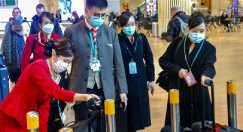 الصحة الإسرائيلية: إصابة 9 سائحين من كوريا الجنوبية بالكورونا تم تشخيصهم بعد عودتهم من البلاد