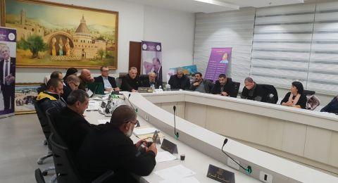 الناصرة: المجلس البلدي يصادق بالإجماع على منح بقيمة 25 مليون شيكل