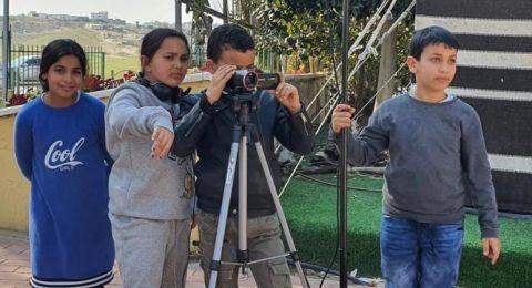 عرعرة النقب: مدرسة السلام المدرسة الابتدائية العربية الوحيدة المشاركة في مشروع