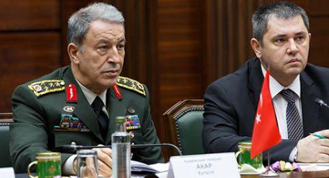 وزير الدفاع التركي: أنقرة لا تريد صداما مع موسكو
