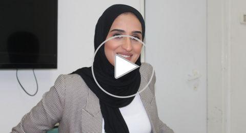 الناشطة صفاء عامر لبكرا: ادعو النساء للتصويت للحفاظ على مكانة المرأة العربية في النقب