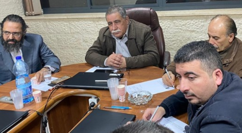 نقابة الأطباء الفلسطينية  تبدأ خطواتها التصعيدية