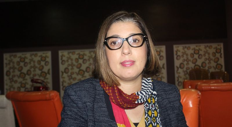 ميسم جلجولي تنتقد التمثيل النسائي في المشتركة وتدعو الى تكثيف التصويت