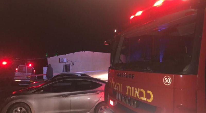 شقيب السلام: مصرع طفلة واصابة اخرين جراء حريق شبّ في منزل