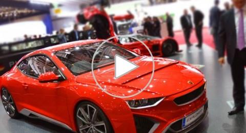 سيارة 2015 Gumpert الإنفجار القاتل