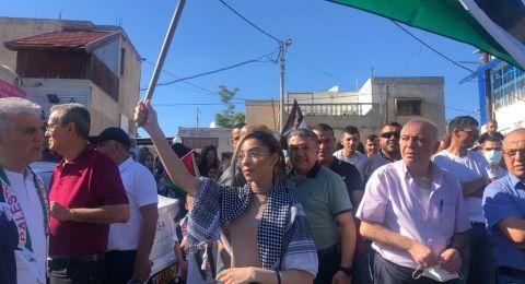مباشر: كفرقرع تنطلق في مسيرة الكرامة