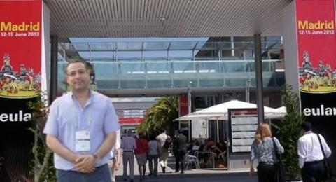 طبيب فلسطيني بالمؤتمر الأوروبي لأمراض روماتيزم المفاصل EULAR