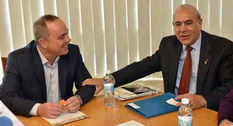 وزير إسرائيلي يتوقع مفاوضات مع لبنان في غضون شهر