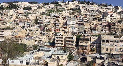 بلدية القدس تقرر تسمية خمسة شوارع في سلوان على اسم حاخامات