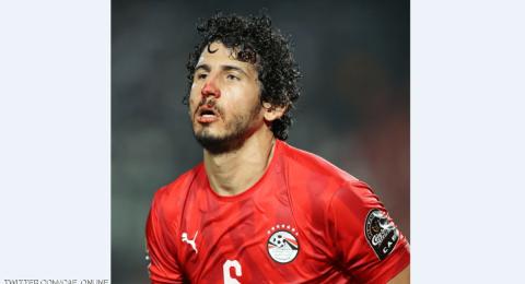منتخب مصر يكشف إصابة حجازي.. ويحدد مصيره بالمباريات المقبلة