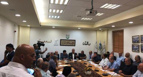 انعقاد المؤتمر العام لرؤساء السلطات المحلية العربية الاسبوع القادم