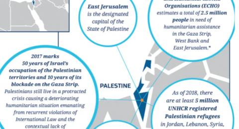 وزارة الهجرة النيوزيلندية تنشر خريطة تتجاهل إسرائيل!