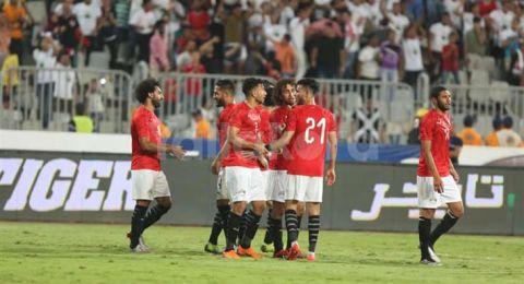 مصر تعادل رقم الكاميرون القياسي بكأس أمم إفريقيا