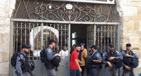الاحتلال يمنع فعالية ثقافية في القدس