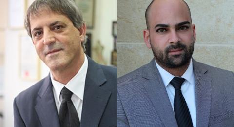 آفي حيمي رئيسًا لنقابة المحامين العامة، ومحمد نعامنة للواء الشمال